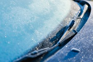 defrost your windshield