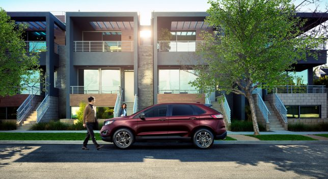 Stay Safe on Summer Road Trips with 2019 Ford Edge Safety Features
