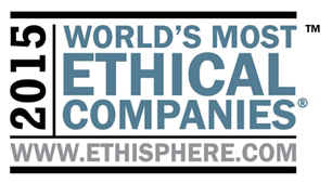 2015 World's Most Ethical Companies